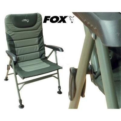 Fox Warrior XL Arm Chair