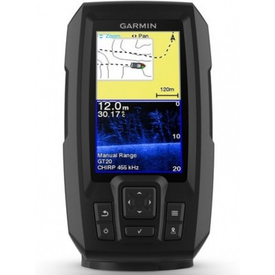 Garmin STRIKER Plus 4cv Con trasduttore GT20-TM