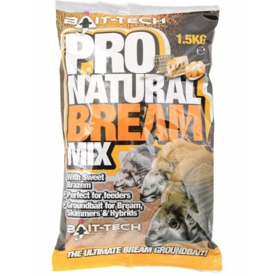 Bait-tech Pro Natural Bream Mix