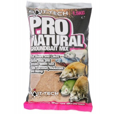 Bait-Tech Pro Natural Groundbait Mix
