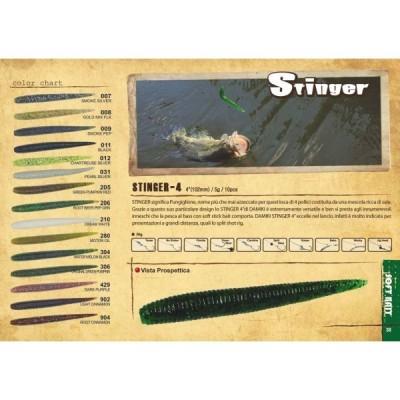 Damiki Stinger 4