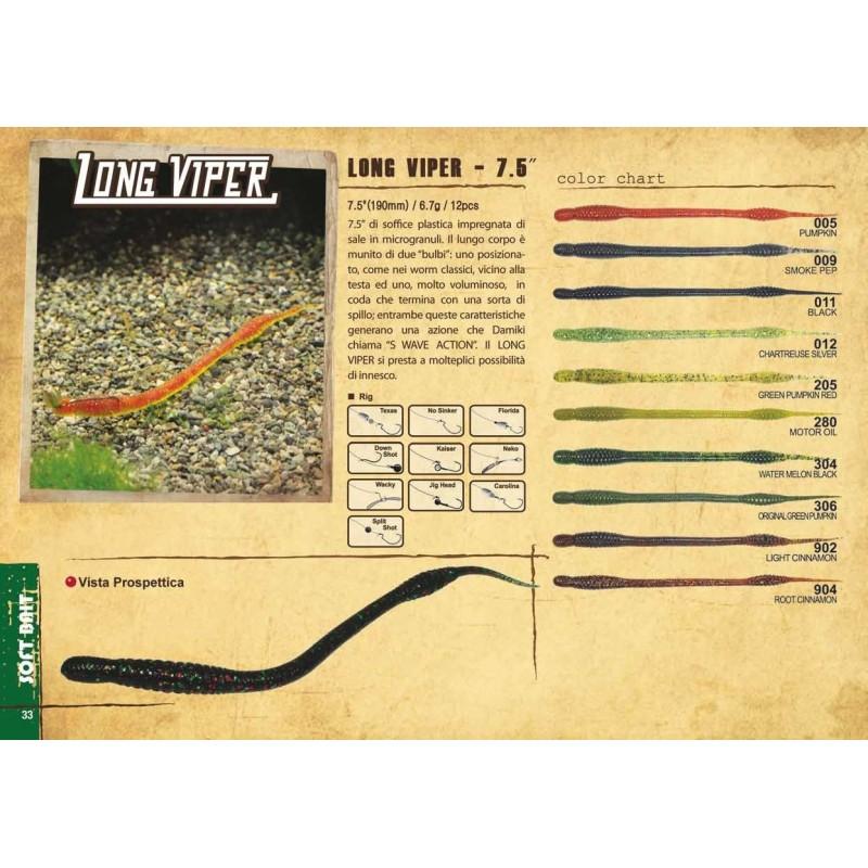 Damiki Long Viper 7.5