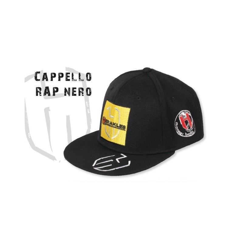 Herakles Cappello Rap nero