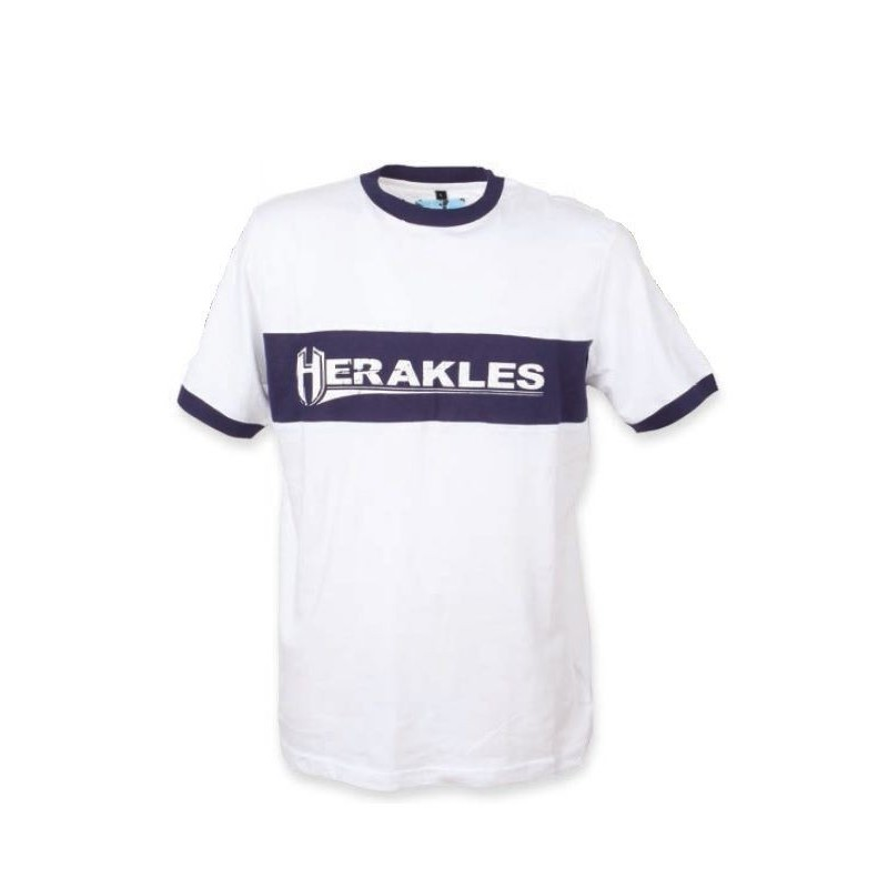 Herakles T-shirt Bianca-Blu