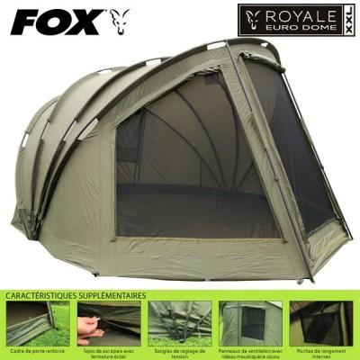 Fox Royale Euro Dome XXL