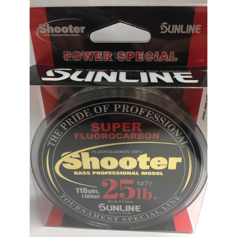 Sunline Super Fluorocarbon Shooter 150m