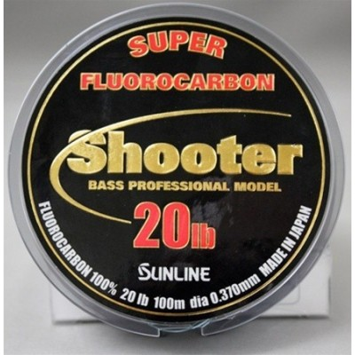 Sunline Super Fluorocarbon Shooter 100m