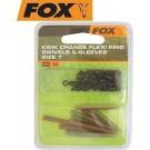 Fox Change Swivels & Sleeves
