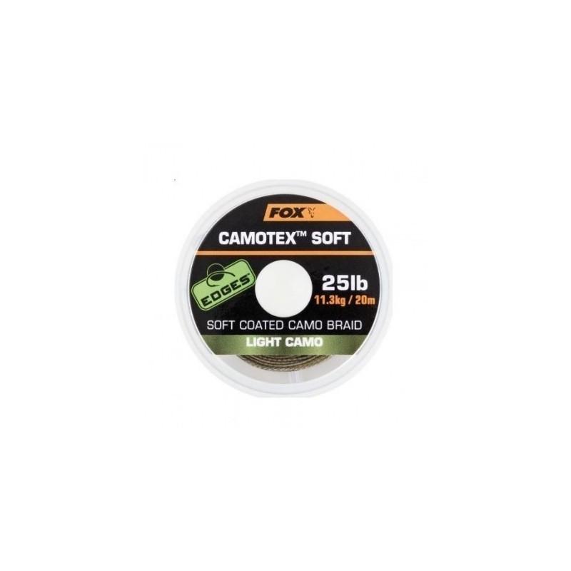 Fox Camotex Soft light camo 20mt