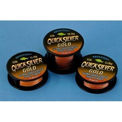 Kryston Quicksilver Gold 20mt