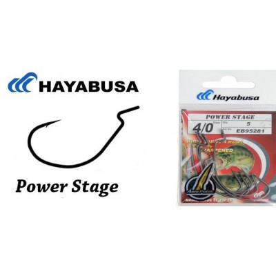 Hayabusa Power Stage hook