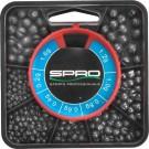 SPro Splitshot Assortment 140Gr