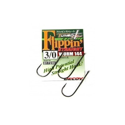 Decoy Flippin'  Straight Worm 144
