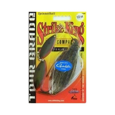 Strike king Tour Grade 1/2 spinnerbait double w/w Painted