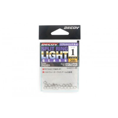 Decoy Split Ring Light Class R-4
