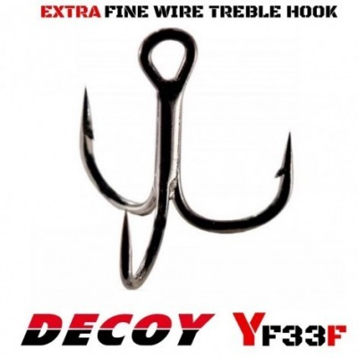 Decoy Treble Y F33F