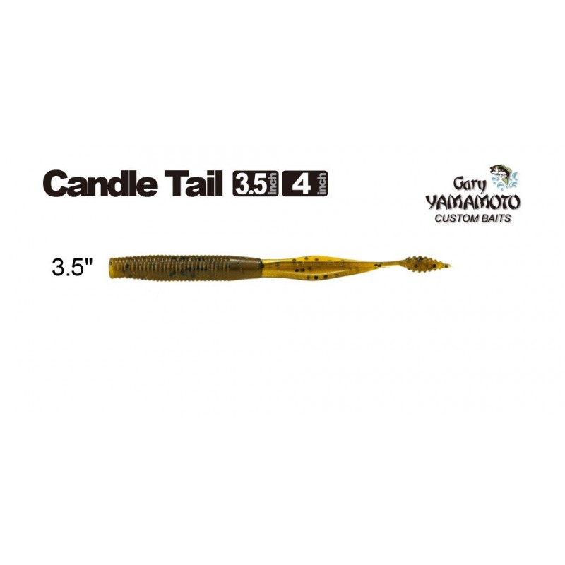 Fish Arrow Candle Tail 3.5''