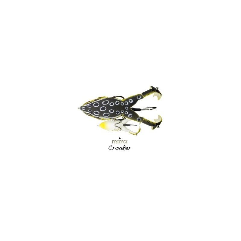 LunkerHunt Pop Frog