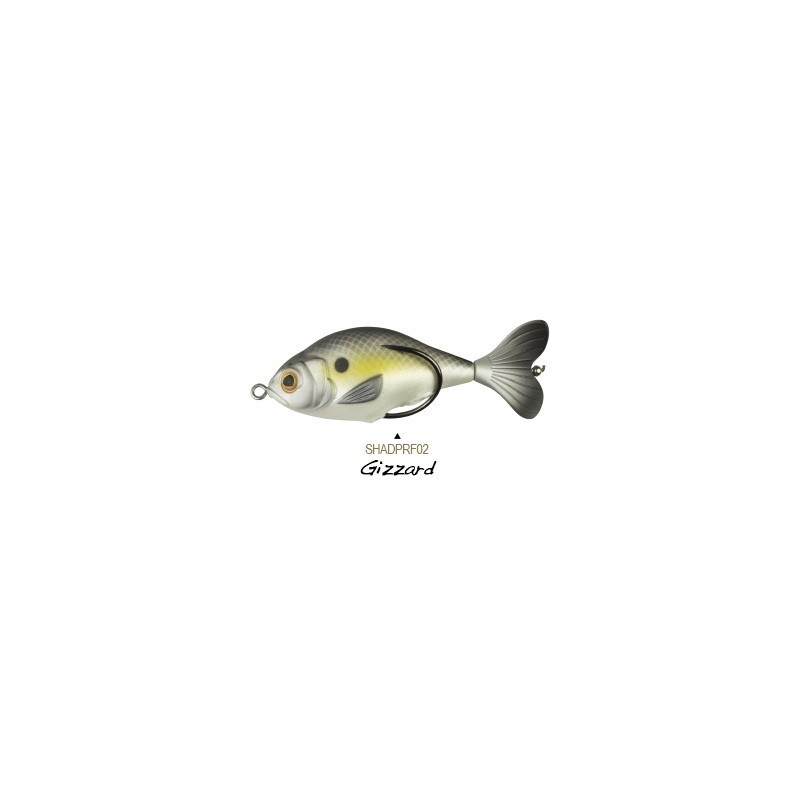LunkerHunt Pop fish