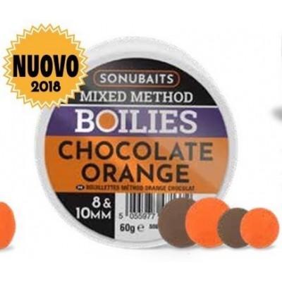 Sonubaits Boiles Orange Chocolate