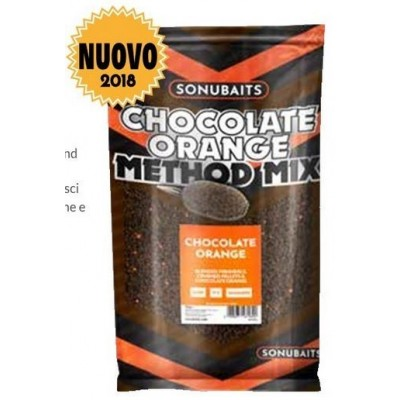 Sonubaits Pastura Chocolate Orange