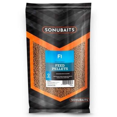 Sonubaits F1 Feed Pellets 2 mm