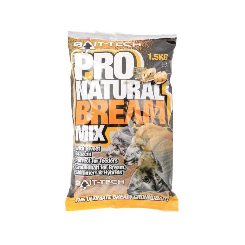 Bait-tech Pro Natural Bream Mix