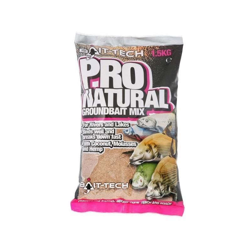Bait-Tech Pro Natural Groundbait Mix