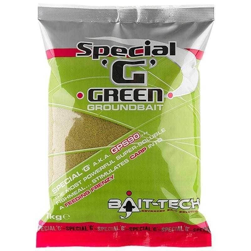 Bait-TechSpecial G Gold Groundbait