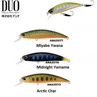 DUO Spearhead Ryuki 60 S