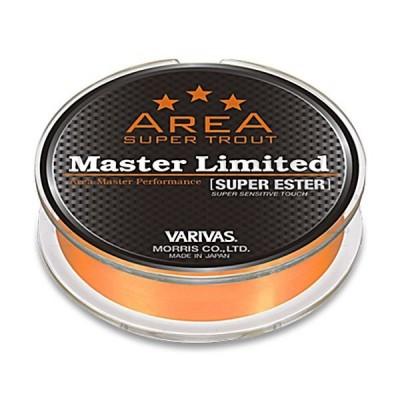 Varivas Super Trout Area Master Limited Super Ester