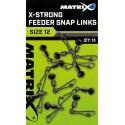 Matrix X-Strong Feeder Snap...