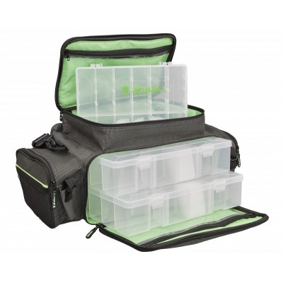 Gunki Iron-T Bag Box Front...