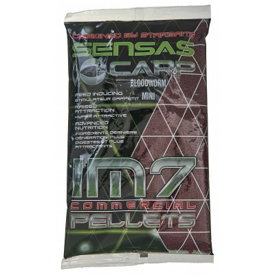 Sensa IM7 Pellets Bloodworm
