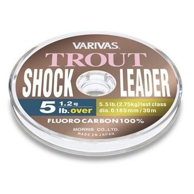 Varivas Trout Shock Leader