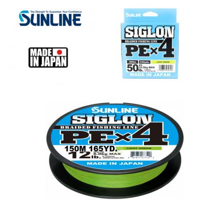 Sunline Siglon PEx4 150m