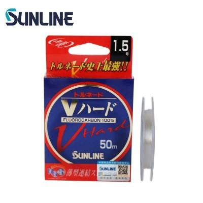 Sunline V Hard Fluocarbon 50m