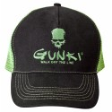 Gunki Cappello Trucker Black
