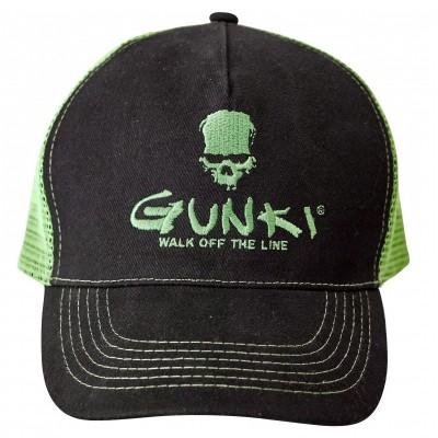 Gunki Cappello Trucker Black