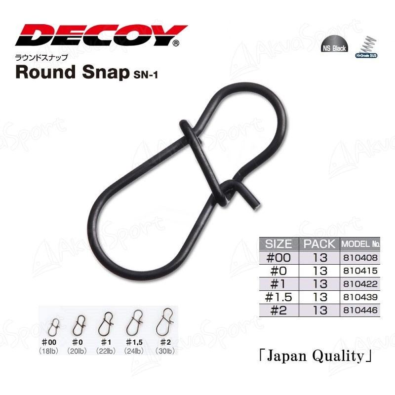 Decoy Round Snap
