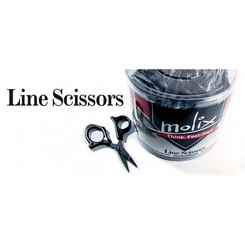 Molix line scissors