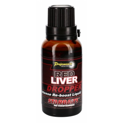 Starbaits Dropper Red Liver