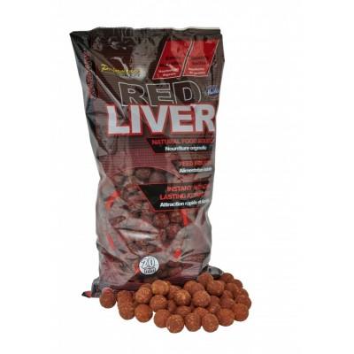 Starbaits Red Liver 2.5 Kg