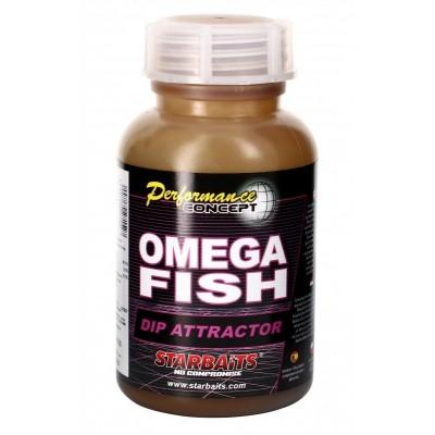 Starbaits Dip Omega Fish