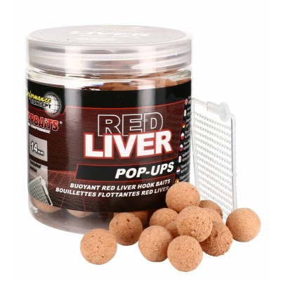 Starbaits Pop Up Red Liver