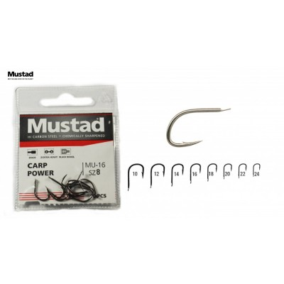 Mustad Carp Power