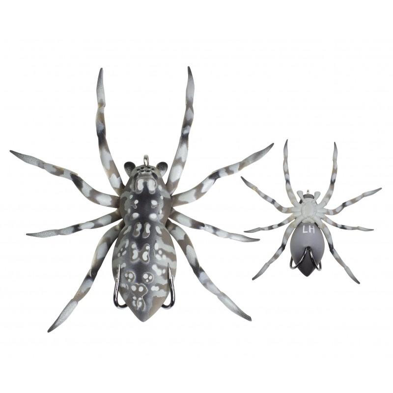 "LunkerHunt Phantom Spider 2.25"""